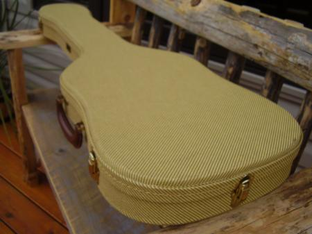 cf59738c8a0 1951 Fender Custom Shop Nocaster TWEED HARDSHELL CASE