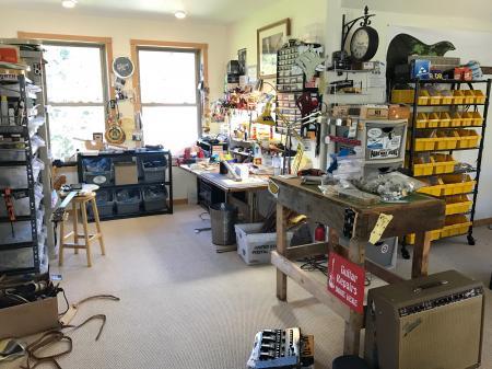 vintage guitar shop eddie vegas 2016 fender strat items etc. Black Bedroom Furniture Sets. Home Design Ideas