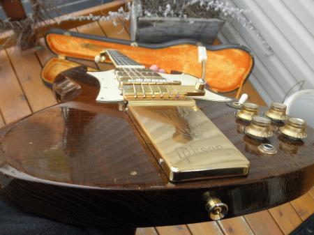 1969 orig gibson sg custom