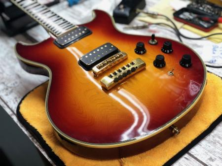 1984 Fender Ultra Flame Robben Ford