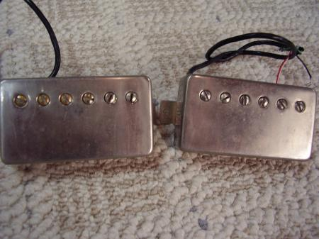 1959 Seth Lover Seymour Duncan Relic Gibson Pickups