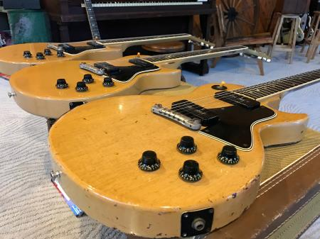 1950 s Gibson TV Yellow Les Paul Special Dec 2016 In My Shop Now