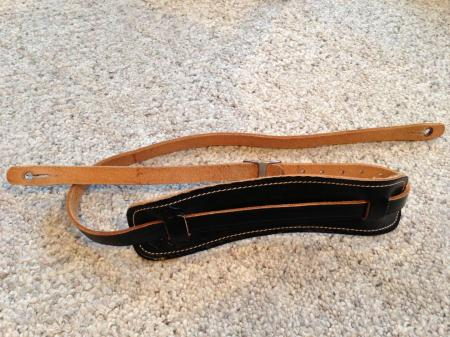 1957 ORIG CLEAN EXCELLENT FENDER STRAT STRAP