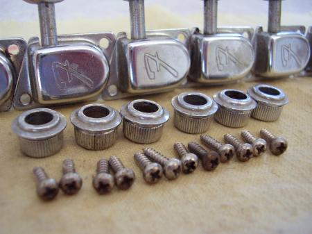 1975-1979 FENDER STRAT TUNERS,FURRELLS,SCREWS