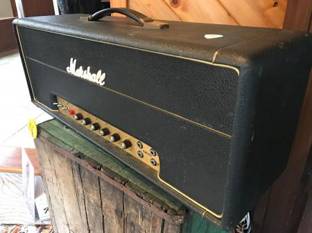 1973 Orig KILLER Marshall