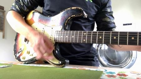 1962 Orig Fender Strat That I Built With PRE CBS Parts & USA KILLER PLAYER PERIOD.