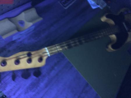 1968 Original Fender Telecaster Bass 1 Owner KIller Vibe!