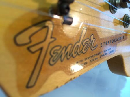 1964 2014 NEW Fender Custom Shop Relic Strat Neck With Tuners NEW!