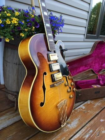 1959 Orig Gibson ES-5 Switchmaster Guitar 3 PAF PICKUPS Jazz Players ...