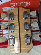 1956 1957 1958 ORIGINAL Gibson Les Paul Tuners BEST Solid Set Ever!