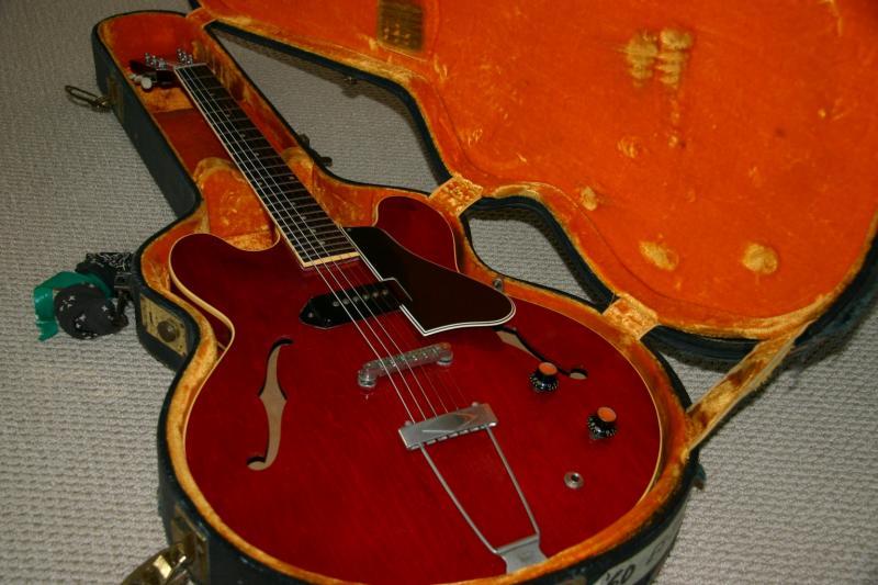 guitare un seul micro