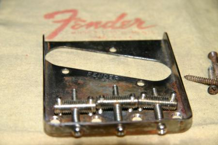 FENDER TELE BRIDGE