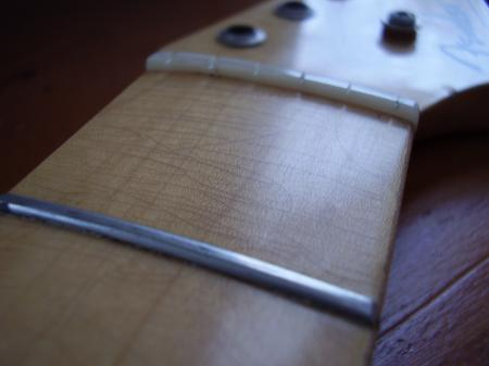 1956 Fender Employee Made 1981 Fullerton Neck