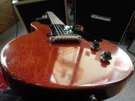 1959 Orig Gibson Les Paul Cherry Jr FAT Neck  Perfect Player