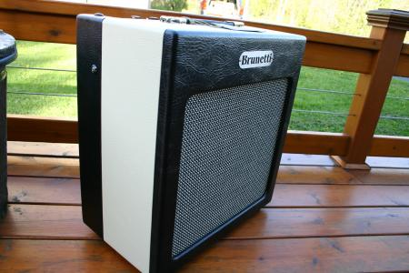 Brunetti Singleman 16 Combo Amp Made in Italy