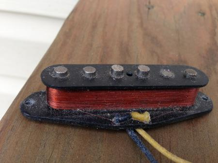 Original 5.69k Bridge Fender Strat Pickup