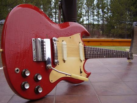 The Unique Guitar Blog Gibson Melody Maker