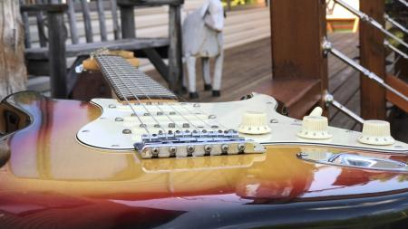1974 Original 1 Owner Excellent Shape.. Sunburst Fender Stratocaster