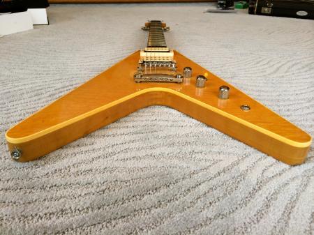 1982 ORIG Gibson FLYING V CMT THE