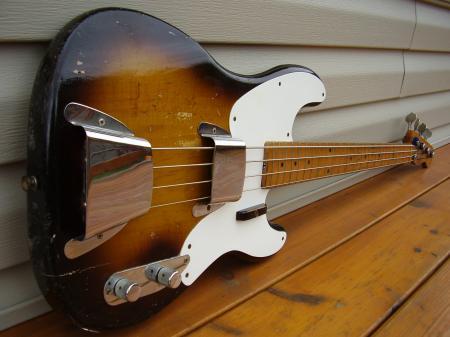 1957 orig fender precision bass 1 owner. Black Bedroom Furniture Sets. Home Design Ideas