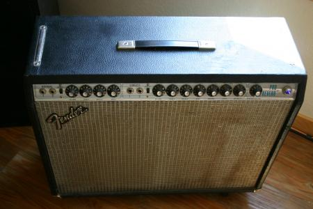 1979 Fender Pro Reverb 70watt Amp With Factory JBL Speakers PICK UP MN Only