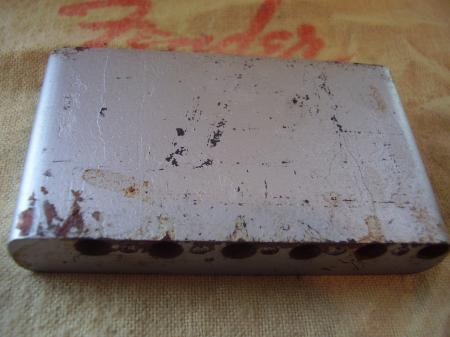 1958 ORIG FENDER STRATOCASTER TREMOLO BLOCK