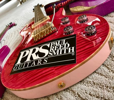 2011 PRS Tremonti SC 245 PRS Bonnie Pink Private Stock Grade Rosewood Neck